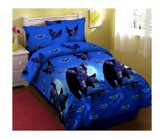 Sprei  fortuna Batman